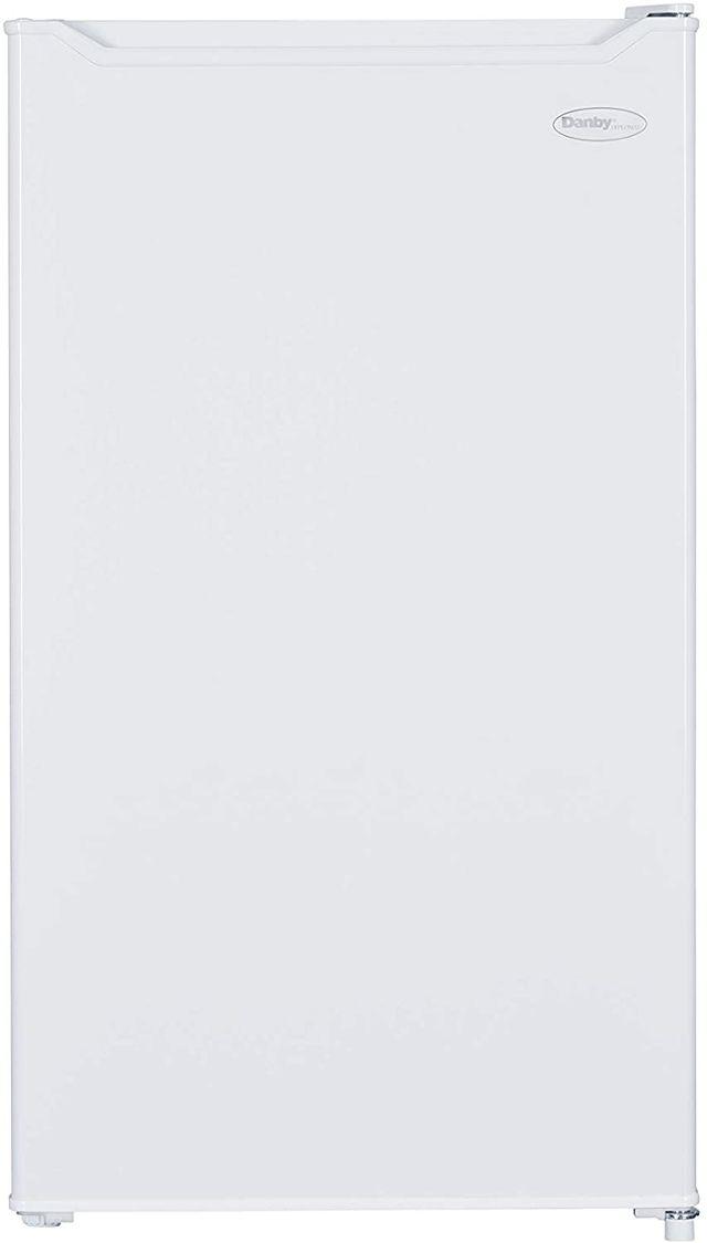 Danby® Diplomat® 3.3 Cu. Ft. White Compact Refrigerator-DCR033B1WM