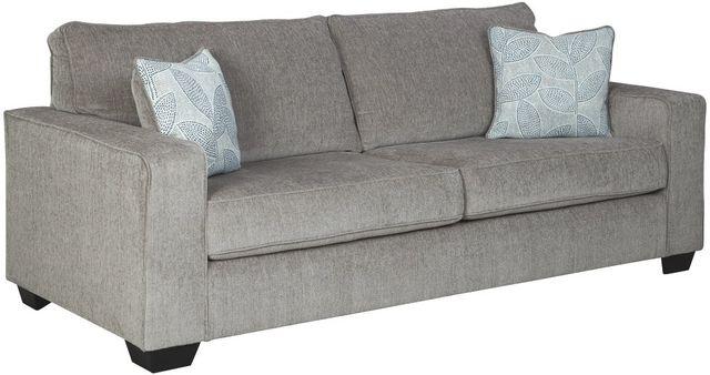 Canapé-lit Altari en tissu gris Signature Design by Ashley®-8721439
