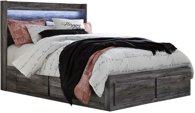 Signature Design by Ashley® Baystorm Gray Under Bed Storage-B221-60