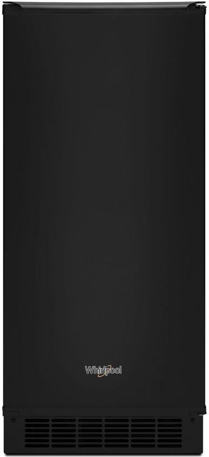 "Whirlpool® 15"" Black Ice Maker-WUI75X15HB"