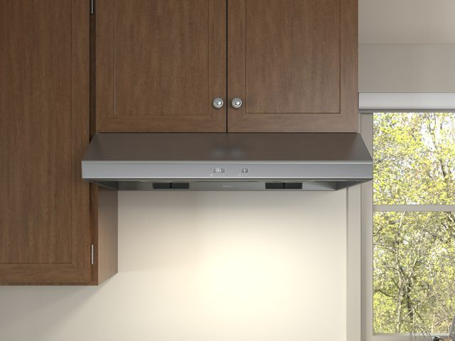 """Zephyr Core Collection Cyclone 30"""" Wall Ventilation-Stainless Steel-AK6500BS"""
