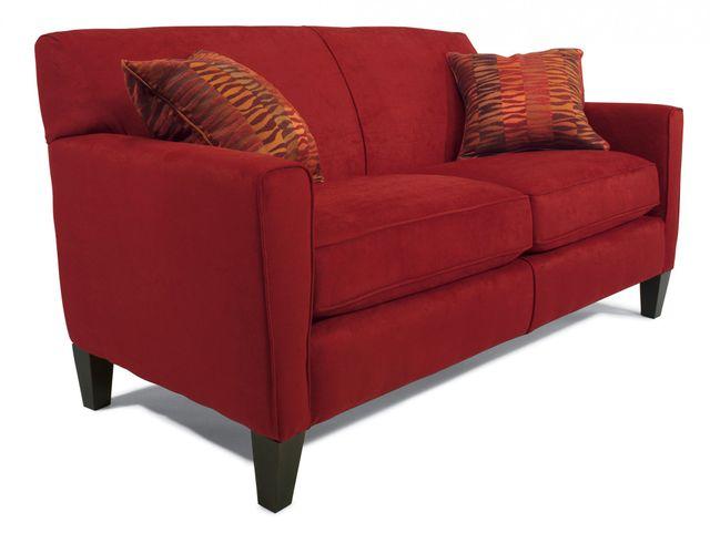 Flexsteel® Digby Fabric Two Cushion Sofa-5966-30