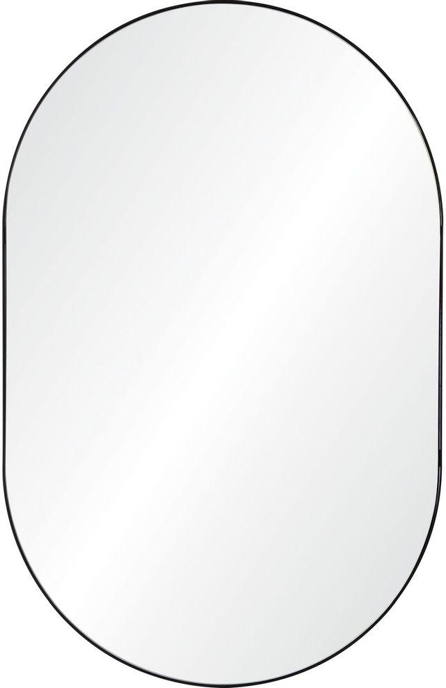 Miroir mural Webster, noir, Renwil®-MT2394