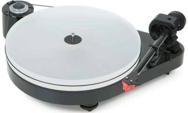 Pro-Ject RPM Line Manual Turntable-High Gloss Black-RPM 5 Carbon-BL