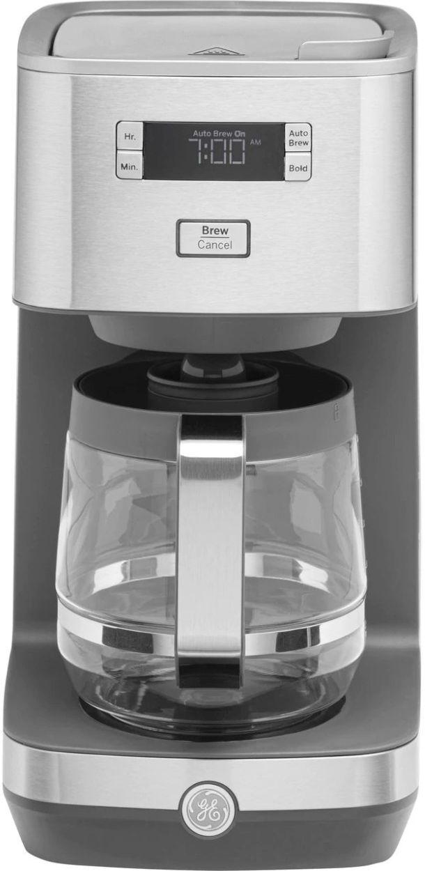 GE® Stainless Steel Drip Coffee Maker-G7CDAASSPSS