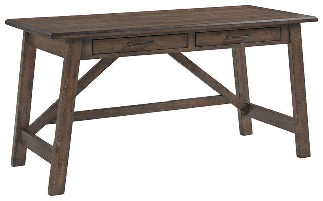 Signature Design by Ashley® Johurst Gray Home Office Large Leg Desk-H762-44