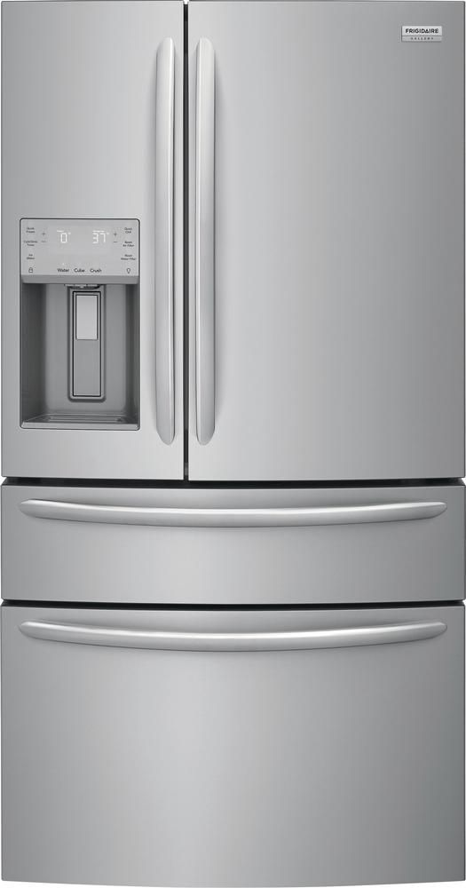 Frigidaire Gallery® 21.8 Cu. Ft. Stainless Steel Counter Depth French Door Refrigerator-FG4H2272UF