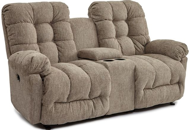 Best Home Furnishings® Everlasting Power Space Saver® Console Loveseat-L515RQ4