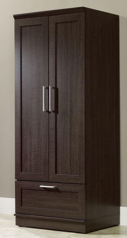 Sauder® HomePlus Dakota Oak Wardrobe/Storage Cabinet-411312