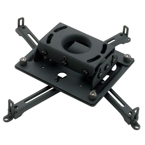 Chief® Black RPA Universal Ceiling Projector Mount-RPAO-G