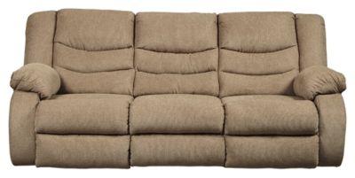 Signature Design by Ashley® Tulen Mocha Reclining Sofa-9860488
