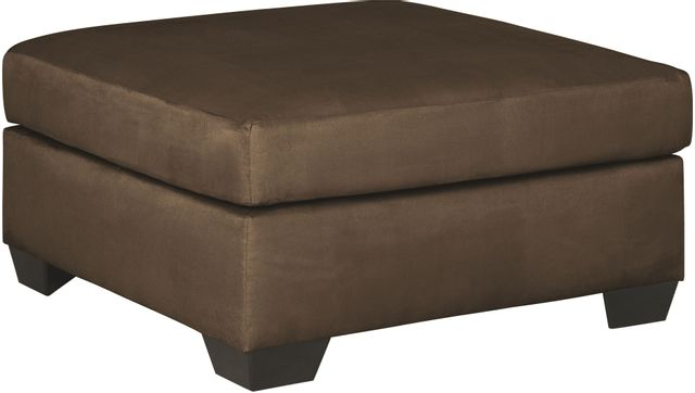 Signature Design by Ashley® Darcy Cafe Oversized Accent Ottoman-7500408