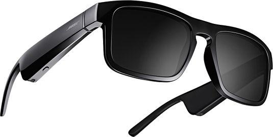 Bose® Frames Tenor Black Audio Sunglasses-851338-0110
