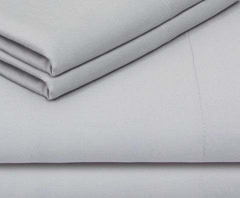 Malouf® Sleep Woven™ Rayon From Bamboo Ash Split Head California King Sheet Set-MA25YCASBS