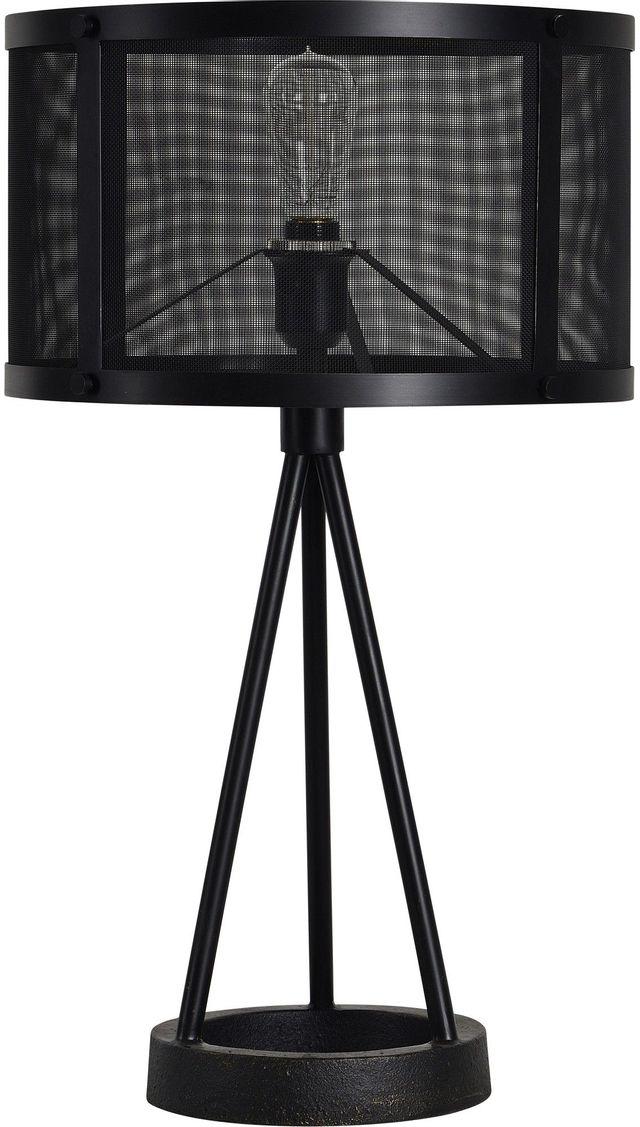 Renwil® Livingstone Black Table Lamp-LPT594