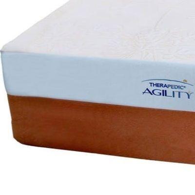Therapedic Agility Dash Plush Twin Mattress-AGILITY DASH-T