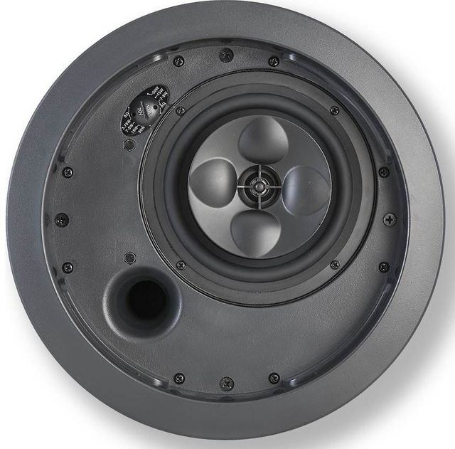 "Klipsch® Professional Black IC-525-T 5.25"" In-Ceiling Speaker-1008720"