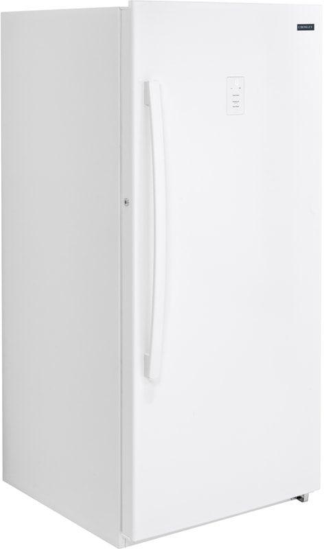 Crosley® 21.3 Cu. Ft. White Upright Freezer-XUF21DLRWW