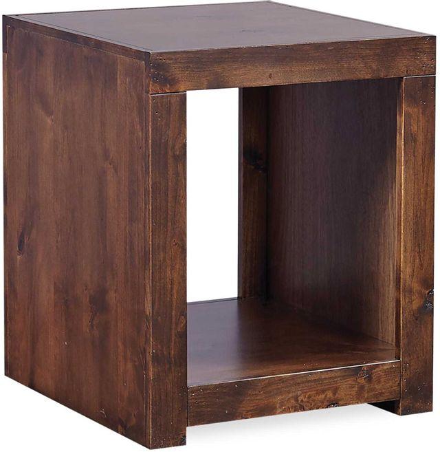 Aspenhome® Lifestyle Tobacco End Table-DL904-TOB