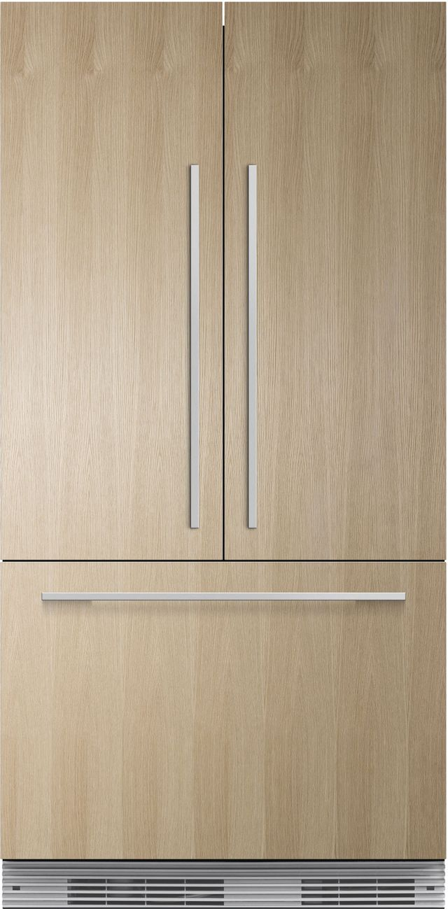 Fisher & Paykel Series 7 16.8 Cu. Ft. Panel Ready French Door Refrigerator-RS36A72J1 N