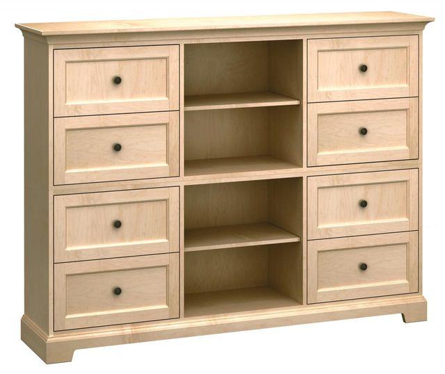 """Howard Miller® Custom Home 73"""" Storage Cabinet-HS73E"""