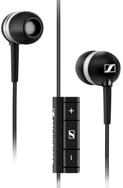 Sennheiser MM 30i Black In-Ear Headphones-MM 30i