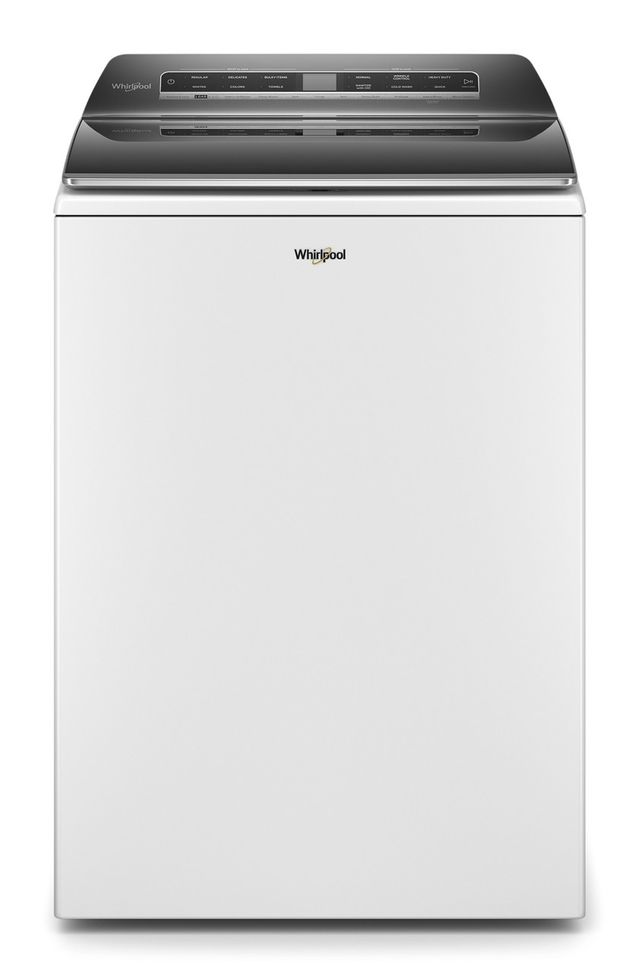 Whirlpool® 5.3 Cu. Ft. White Top Load Washer-WTW7120HW