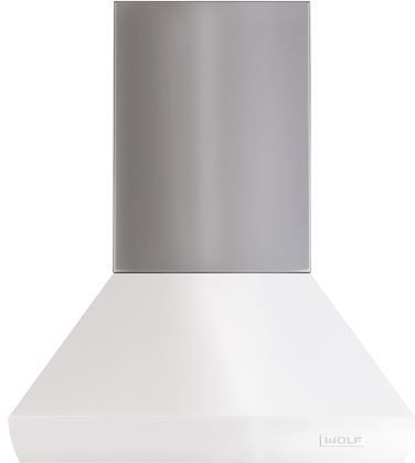 Wolf® Stainless Steel Pro Chimney Hood Duct Cover-827878