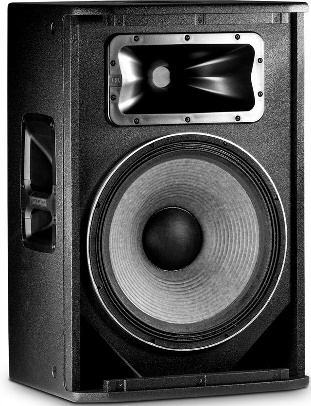 JBL® SRX815P 2-Way Self-Powered PA Speaker-SRX815P