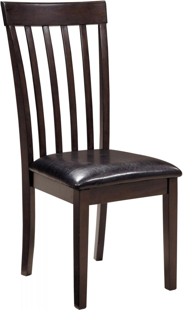 Signature Design by Ashley® Hammis Dark Brown Upholstered Side Chair-D310-01