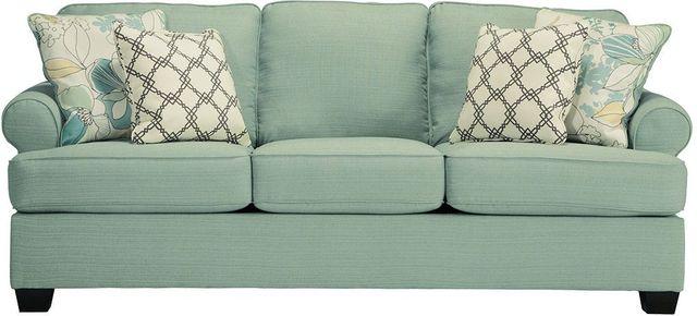 Signature Design by Ashley® Daystar Seafoam Queen Sofa Sleeper-2820039