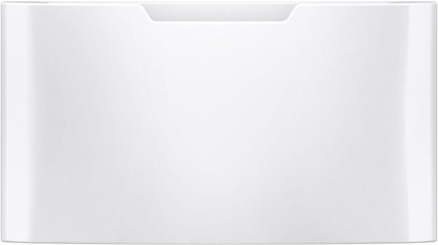 """GE® 27.9"""" White Laundry Pedestal-GFP1528SNWW"""