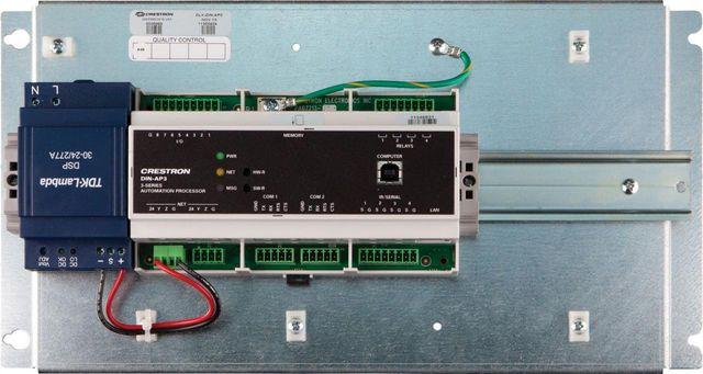 Crestron® 3-Series® Automation Processor Assembly-CLX-DIN-AP3