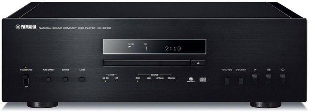 Yamaha® High-Grade CD Player-Black-CD-S2100BL