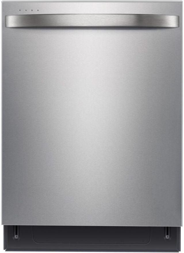 "Midea 24"" Stainless Steel Built-In Dishwasher-MDT24H3AST"