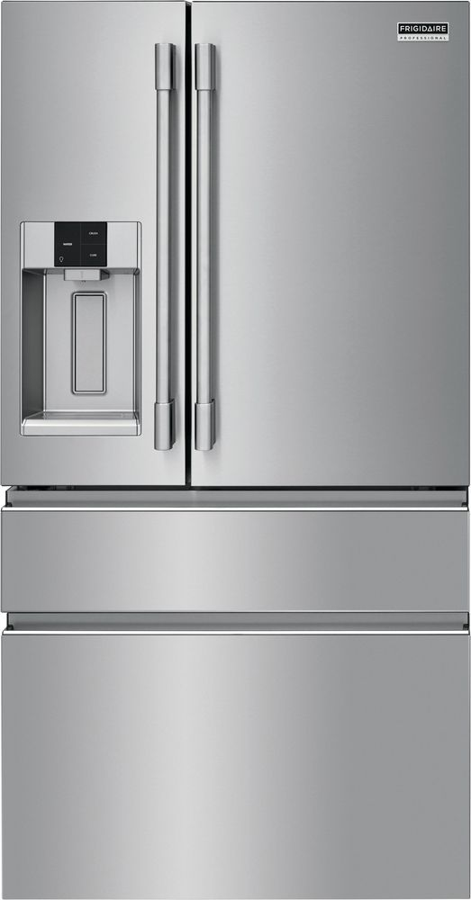 Frigidaire Professional® 21.7 Cu. Ft. Stainless Steel Counter Depth French Door Refrigerator-PRMC2285AF