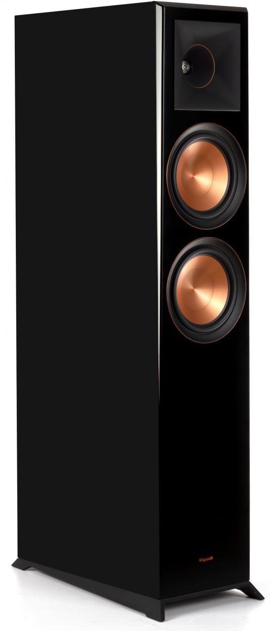 Klipsch® Reference Premiere RP-6000F Piano Black Floorstanding Speaker-1065800