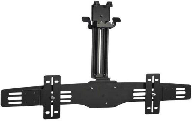Sanus® Black Soundbar Speaker Mount-VMA202-B1