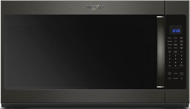 Whirlpool® Over The Range Microwave-Fingerprint Resistant Black Stainless Steel-WMH53521HV