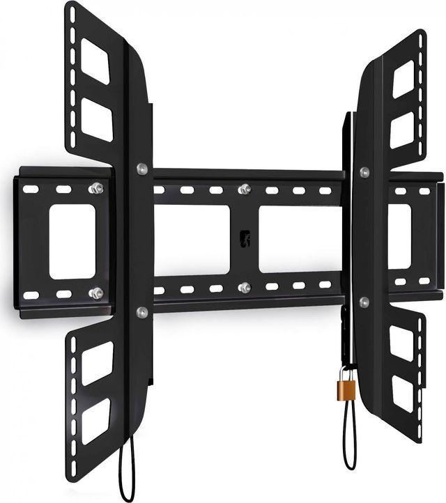 Salamander Designs® X-Large Flexo 100 Wall Mount-Graphite Black-FX100/XL/BK