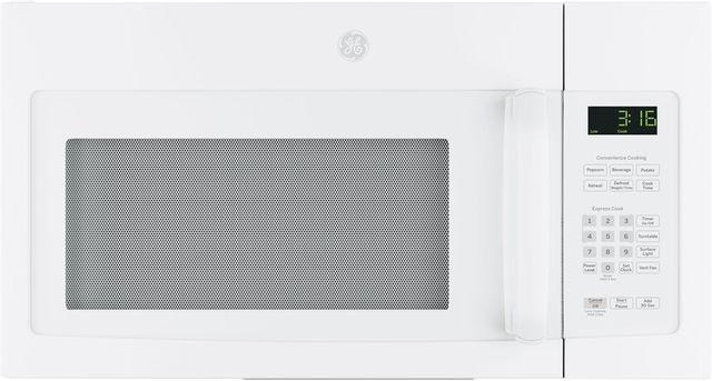 GE® Over The Range Microwave-White-JVM3162DJWW