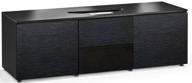 Salamander Designs® Chicago Black Oak Projector Cabinet-X/VIV236CH/BO