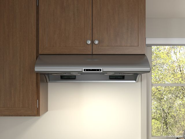 """Zephyr Core Collection Typhoo 48"""" Wall Ventilation-Stainless Steel-AK2148BS"""