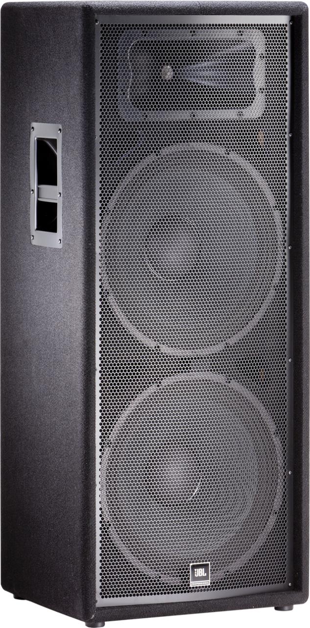 """JBL® JRX225 Dual 15"""" 2-Way PA Speaker-JRX225"""