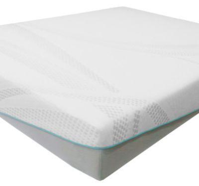 Glideaway® Sleepharmony® Conquer Memory Foam Plush Mattress-Split Queen-MAT-RT10-SQ