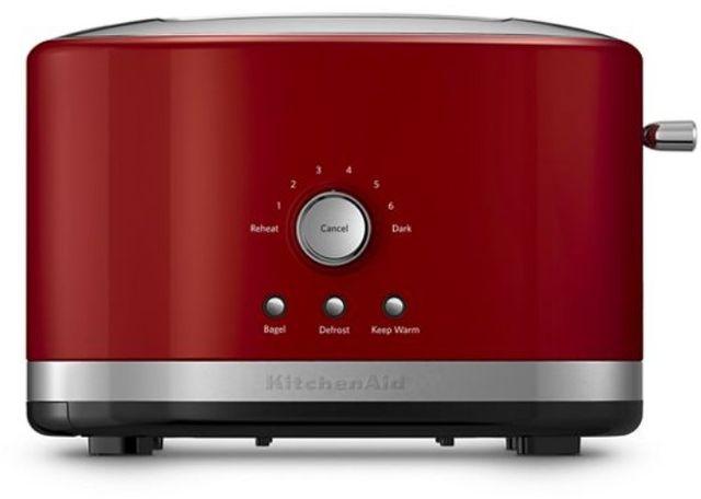 KitchenAid® 2 Slice Empire Red Toaster-KMT2116ER