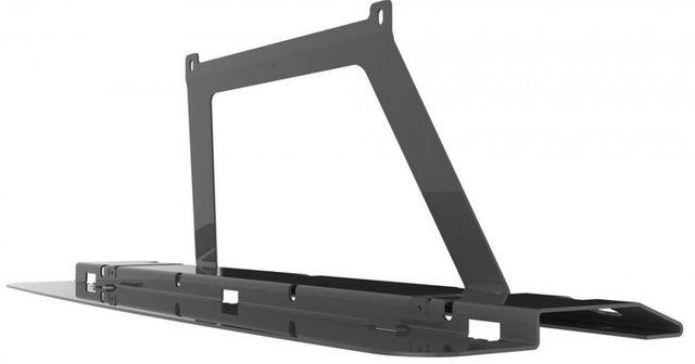 "SunBriteTV® Signature Series Silver 75"" All-Weather Stand-SB-TS-S-XL1-SL"