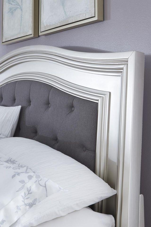 Signature Design by Ashley® Coralayne Silver King/Cal King Upholstered Panel Headboard-B650-158