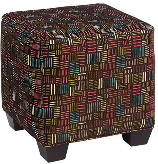 Craftmaster Urban Elements Living Room Ottoman-098800