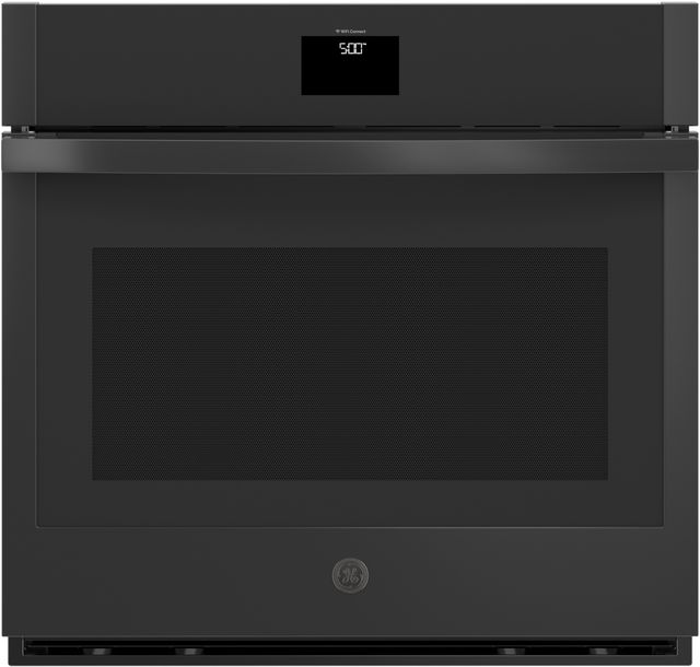 """GE® 30"""" Black Electric Single Oven Built In-JTS5000DNBB"""